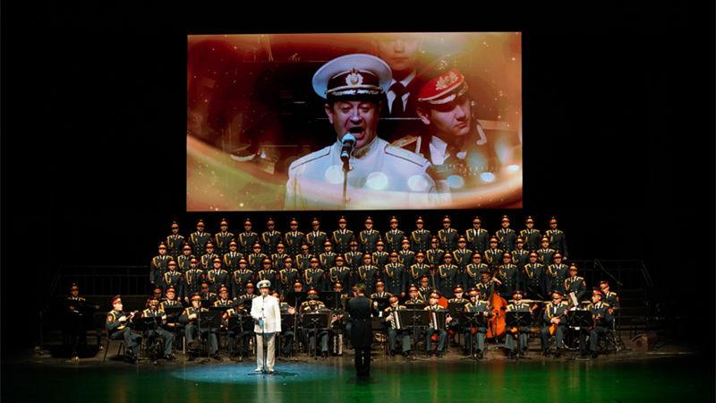 Alexandrov Ensemble gives its first performance - NCPA CHINA